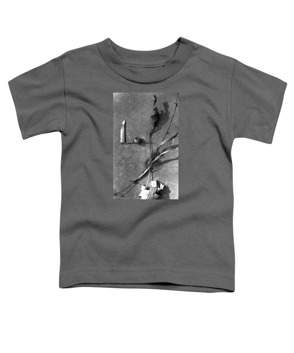 Still Life Toddler T-Shirt featuring the photograph Still Forms by Ted M Tubbs