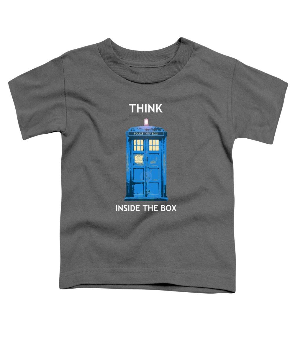 Fiction Toddler T-Shirts