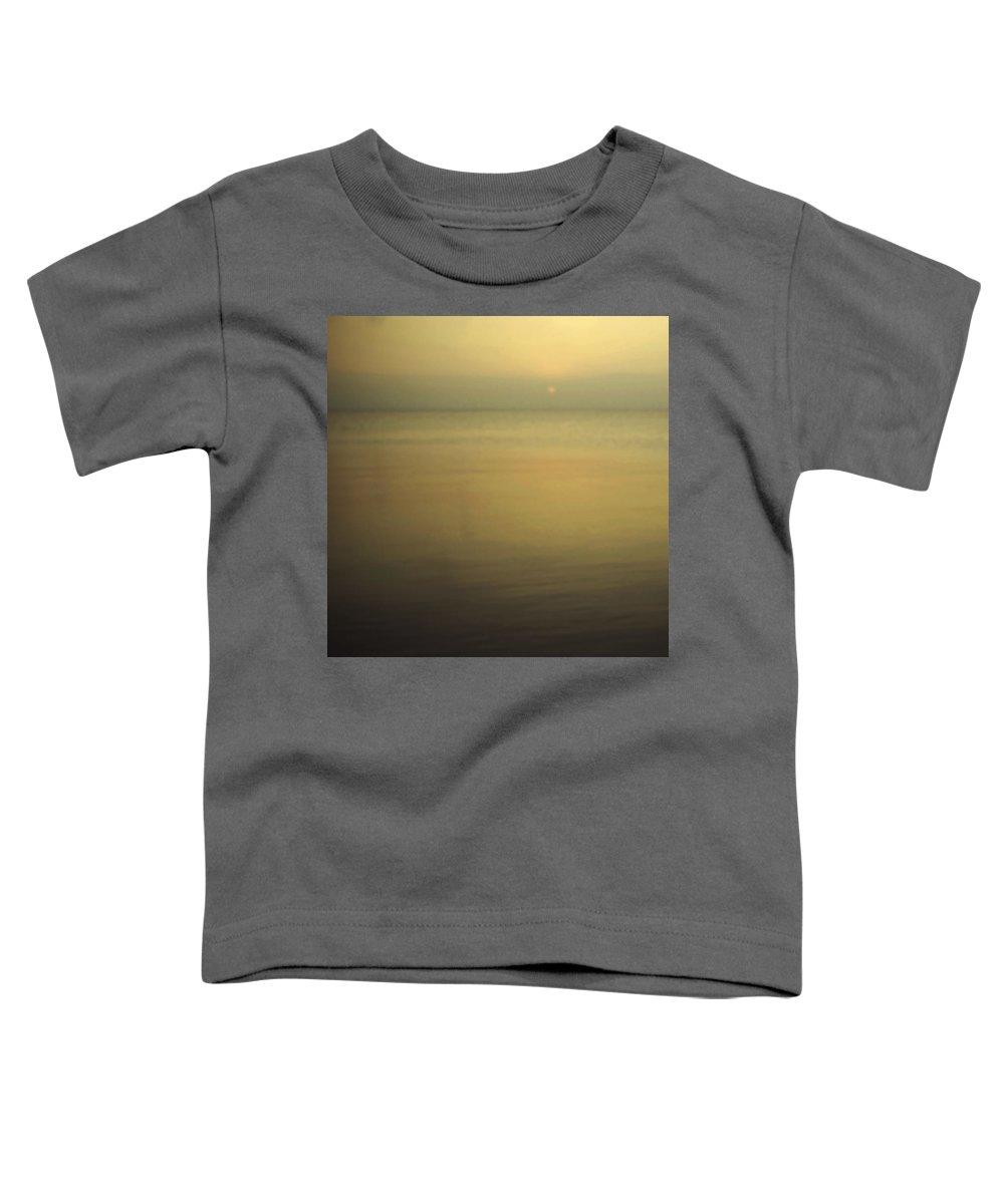 Blur Toddler T-Shirt featuring the photograph Tell Me If You Know All This by Dana DiPasquale