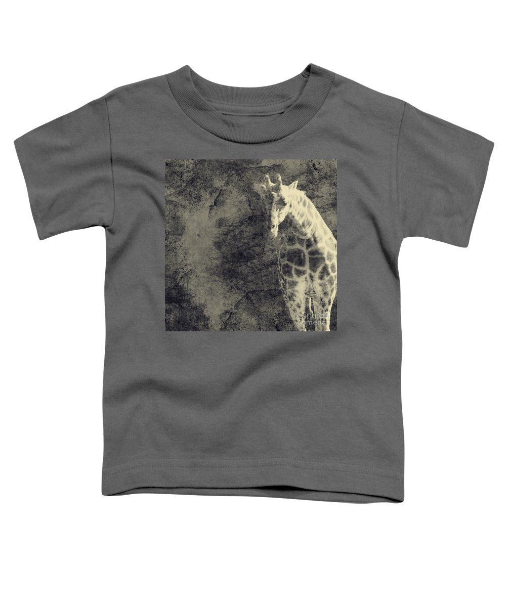Dipasquale Toddler T-Shirt featuring the photograph ...the Vast Expanses Of The Earth by Dana DiPasquale