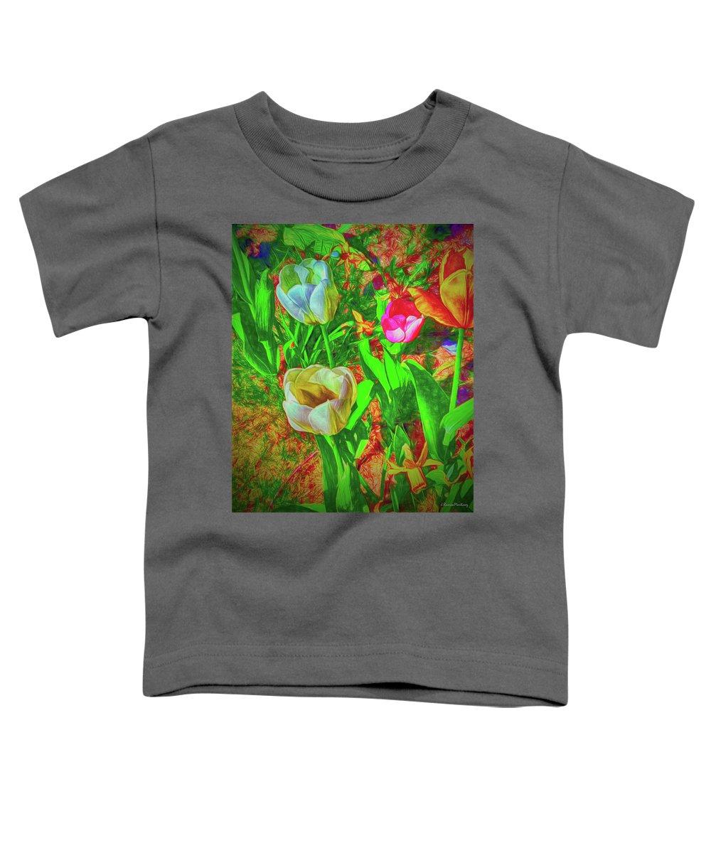 Tint Mixed Media Toddler T-Shirts