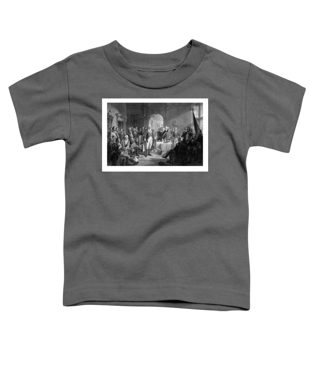 Continental Drawings Toddler T-Shirts