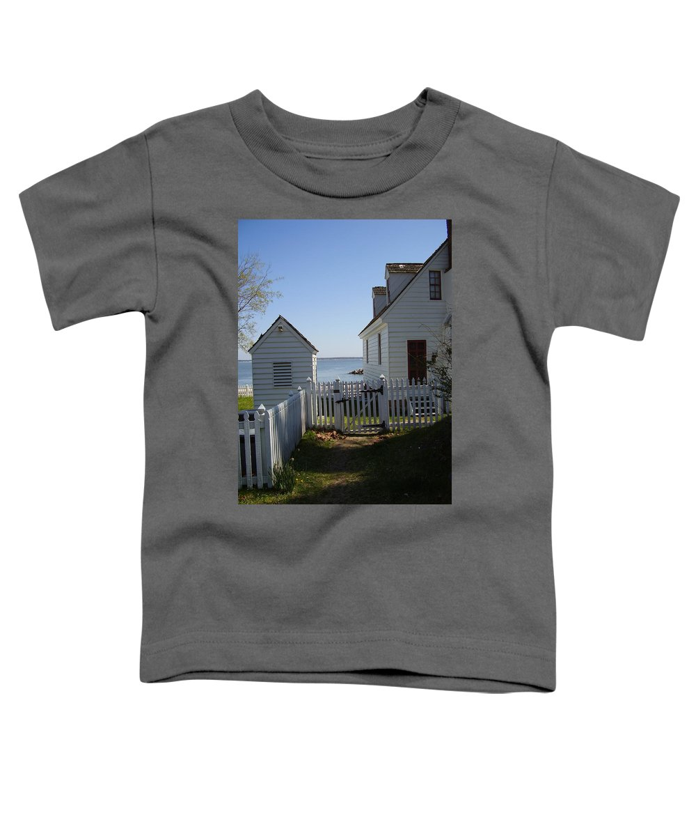 Yorktown Toddler T-Shirt featuring the photograph Yorktown by Flavia Westerwelle