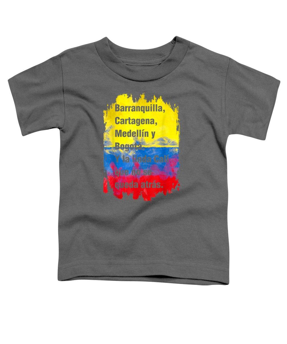 Bogota Toddler T-Shirts