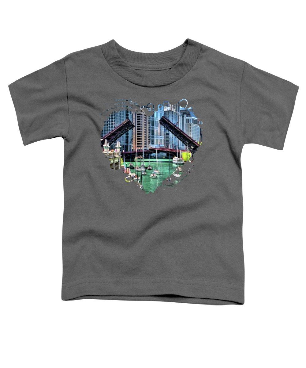 Illinois River Toddler T-Shirts
