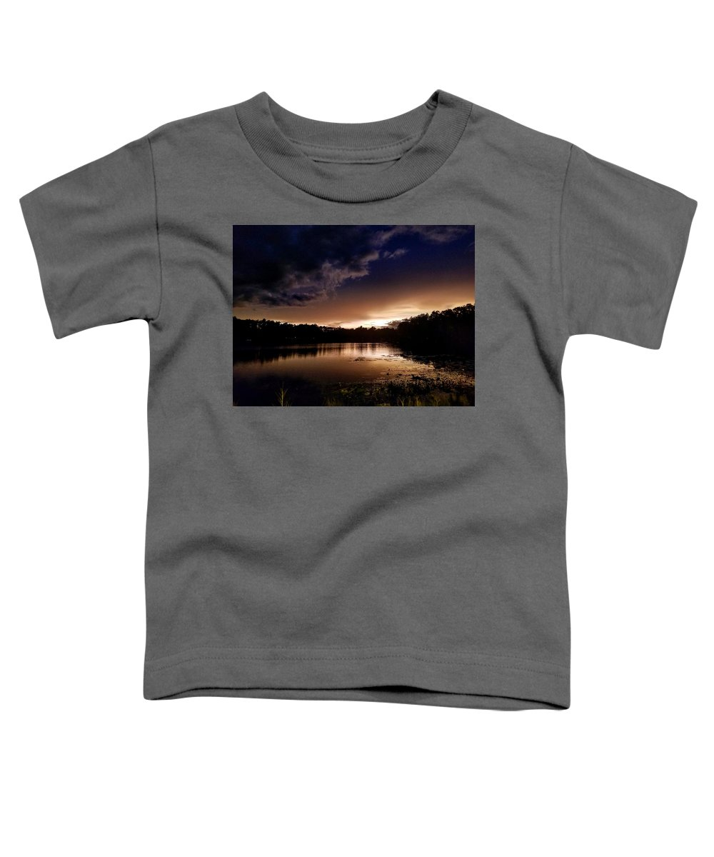 Camping Photographs Toddler T-Shirts