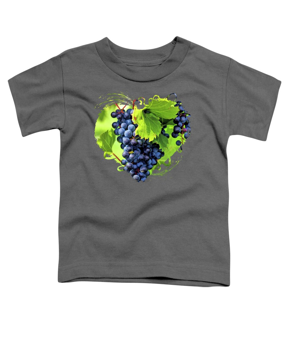 Cluster Toddler T-Shirts