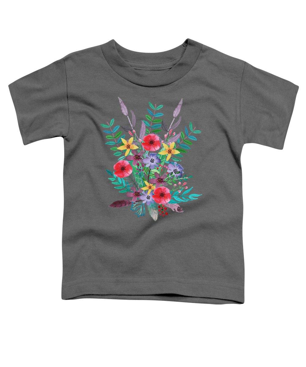 Beautiful Day Toddler T-Shirts