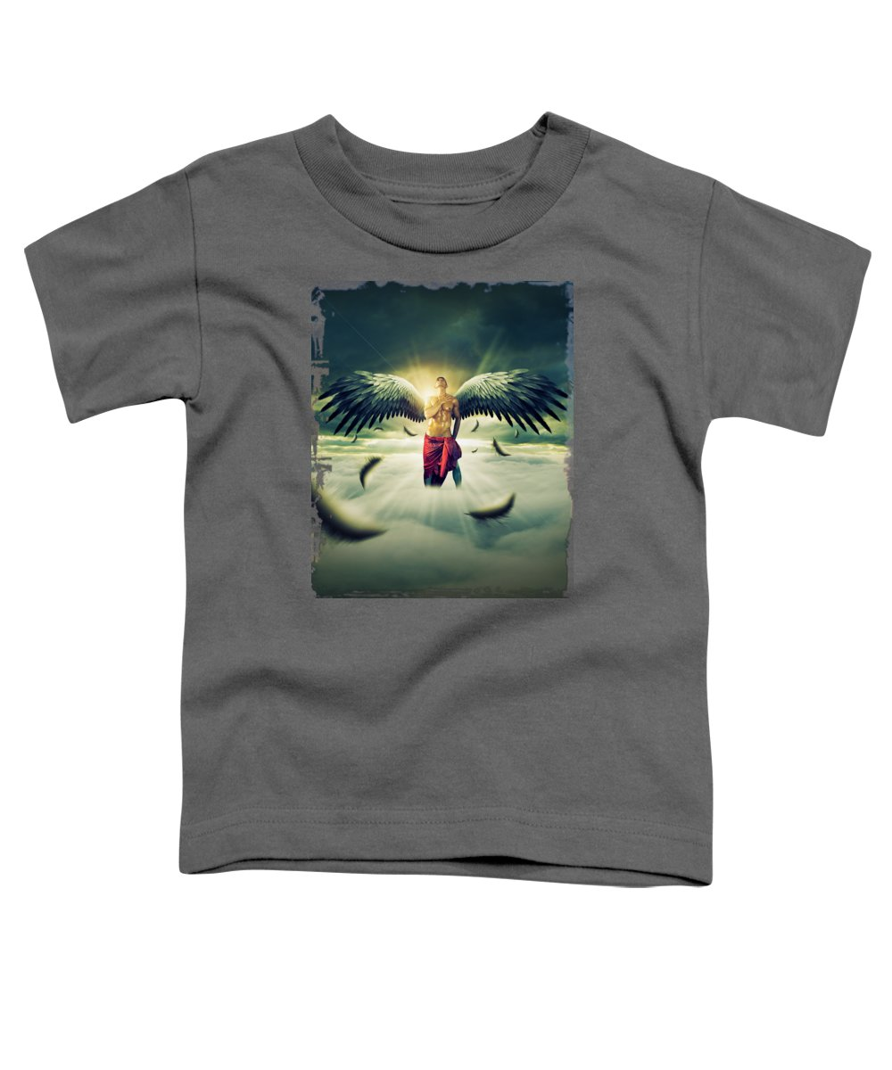 Male Photographs Toddler T-Shirts