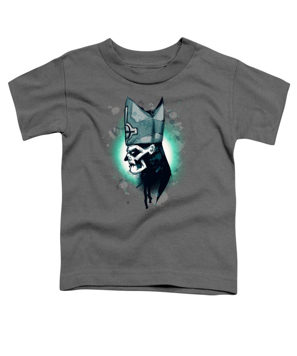 Metal Toddler T-Shirts