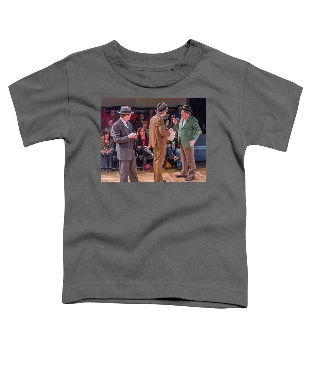 Broadway Toddler T-Shirt featuring the photograph State Fair by Alan D Smith