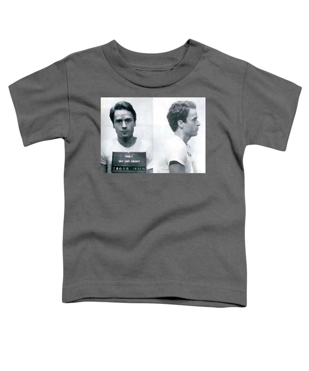 Ted Bundy Toddler T-Shirts