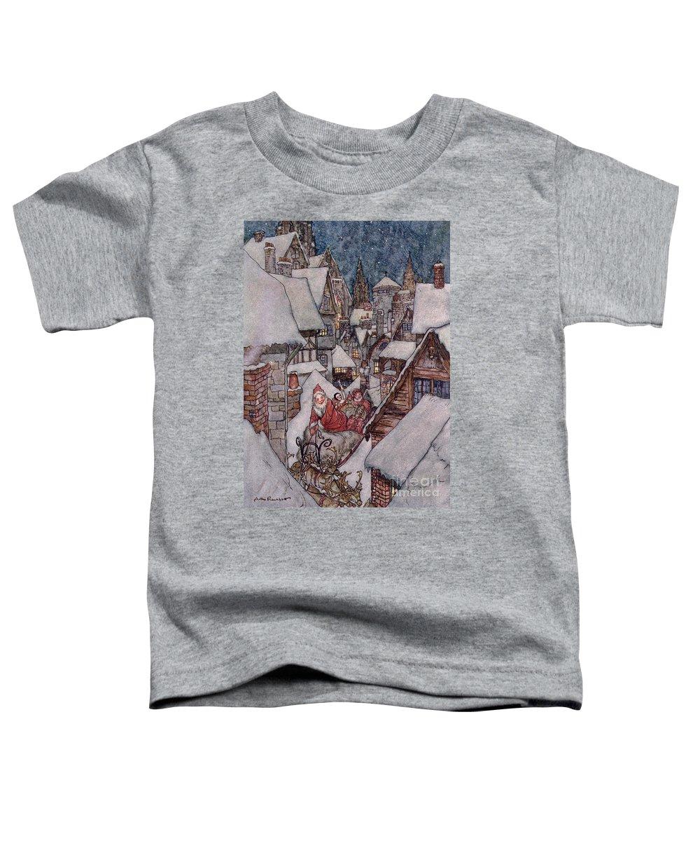 Xmas Toddler T-Shirts