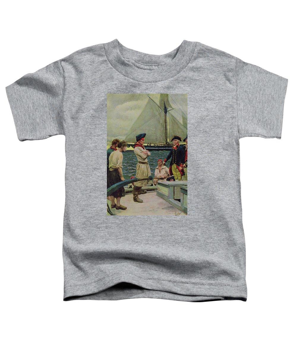 Revolutionary Toddler T-Shirts