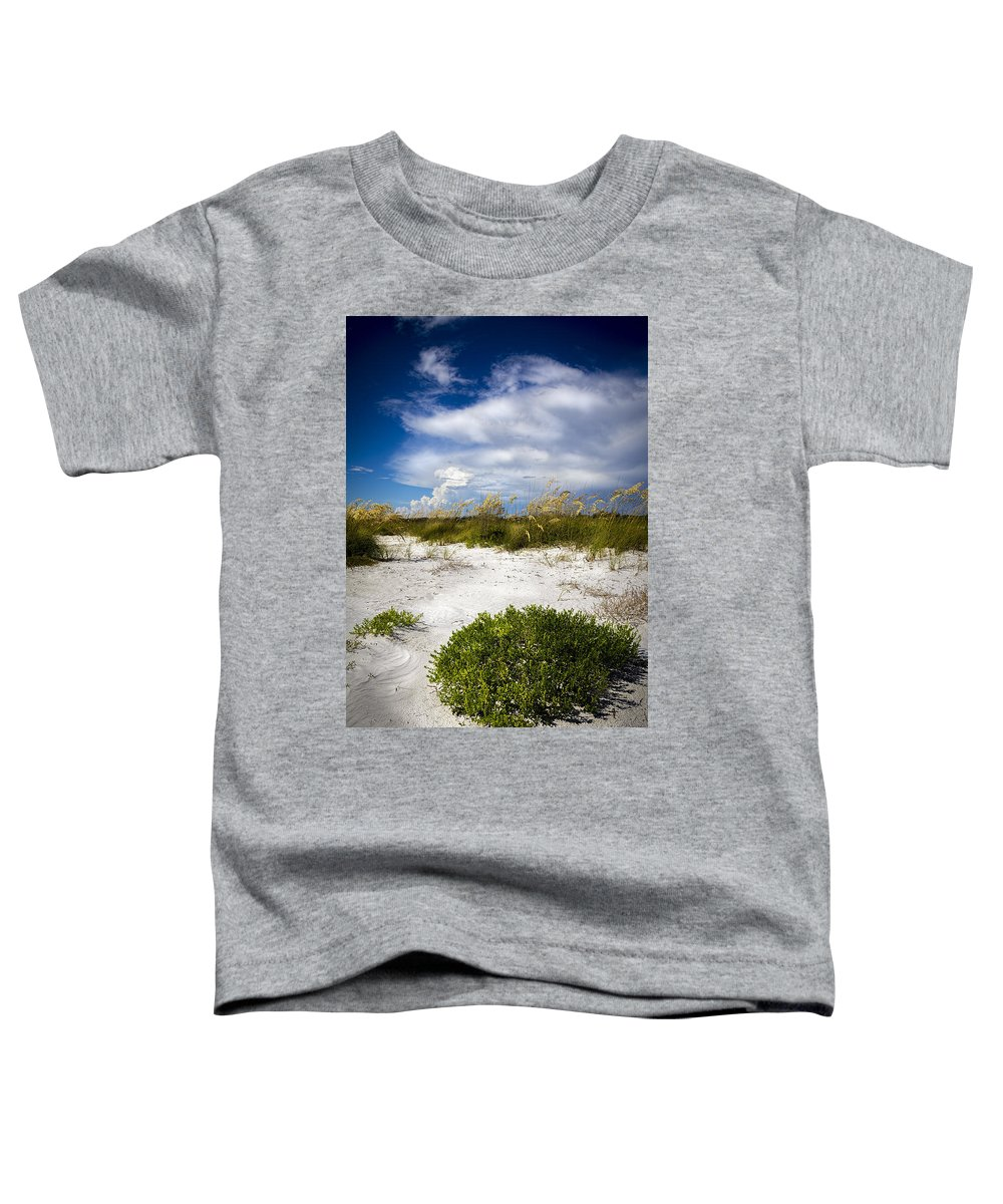 Sand Dunes Toddler T-Shirt featuring the photograph Listen To The Silence by Marvin Spates