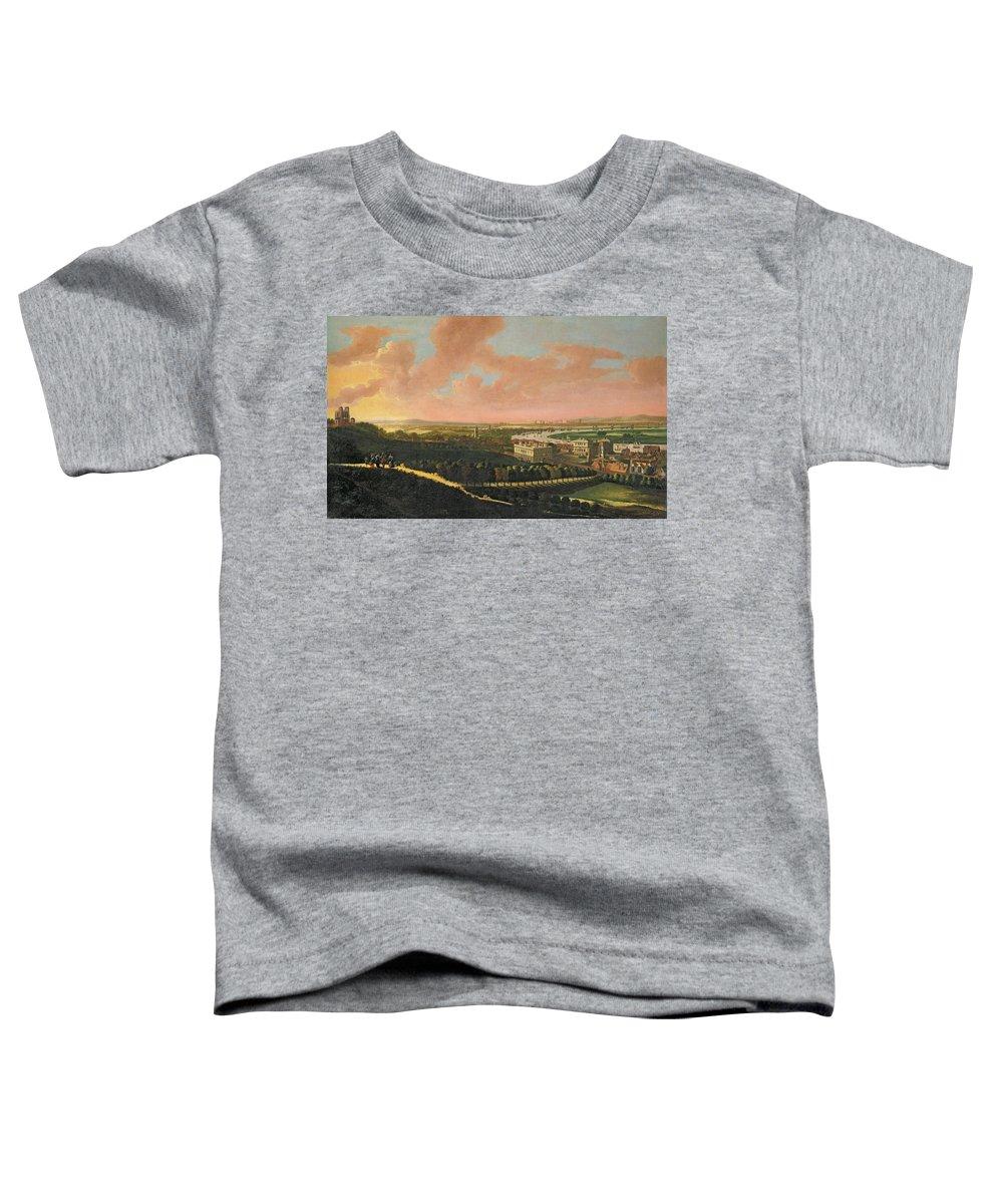 Sir Christopher Wren Photographs Toddler T-Shirts