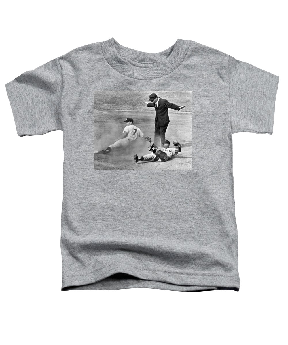 Yankee Stadium Toddler T-Shirts