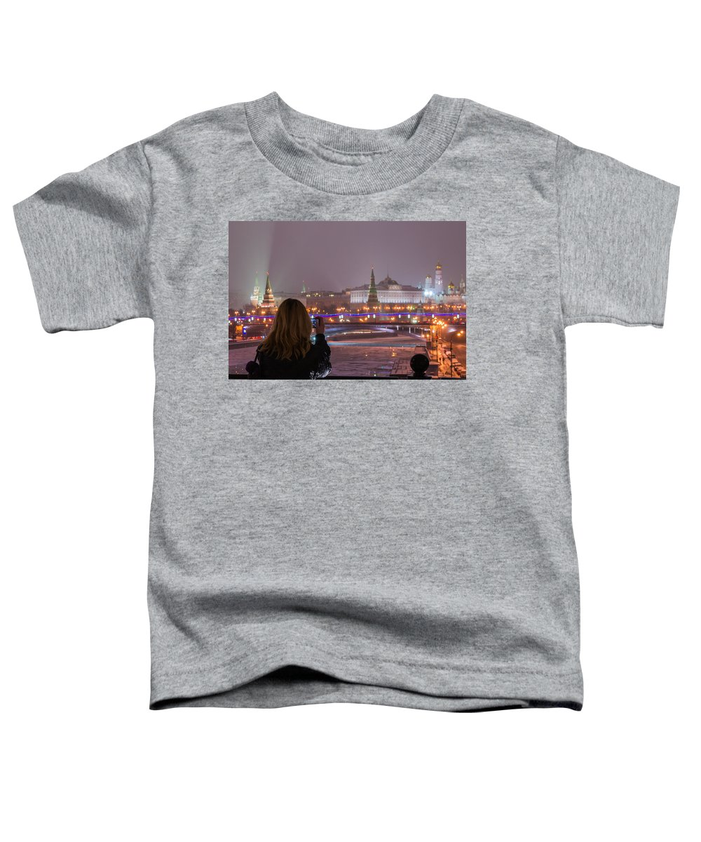 Amazing Toddler T-Shirt featuring the photograph The View - Featured 3 by Alexander Senin