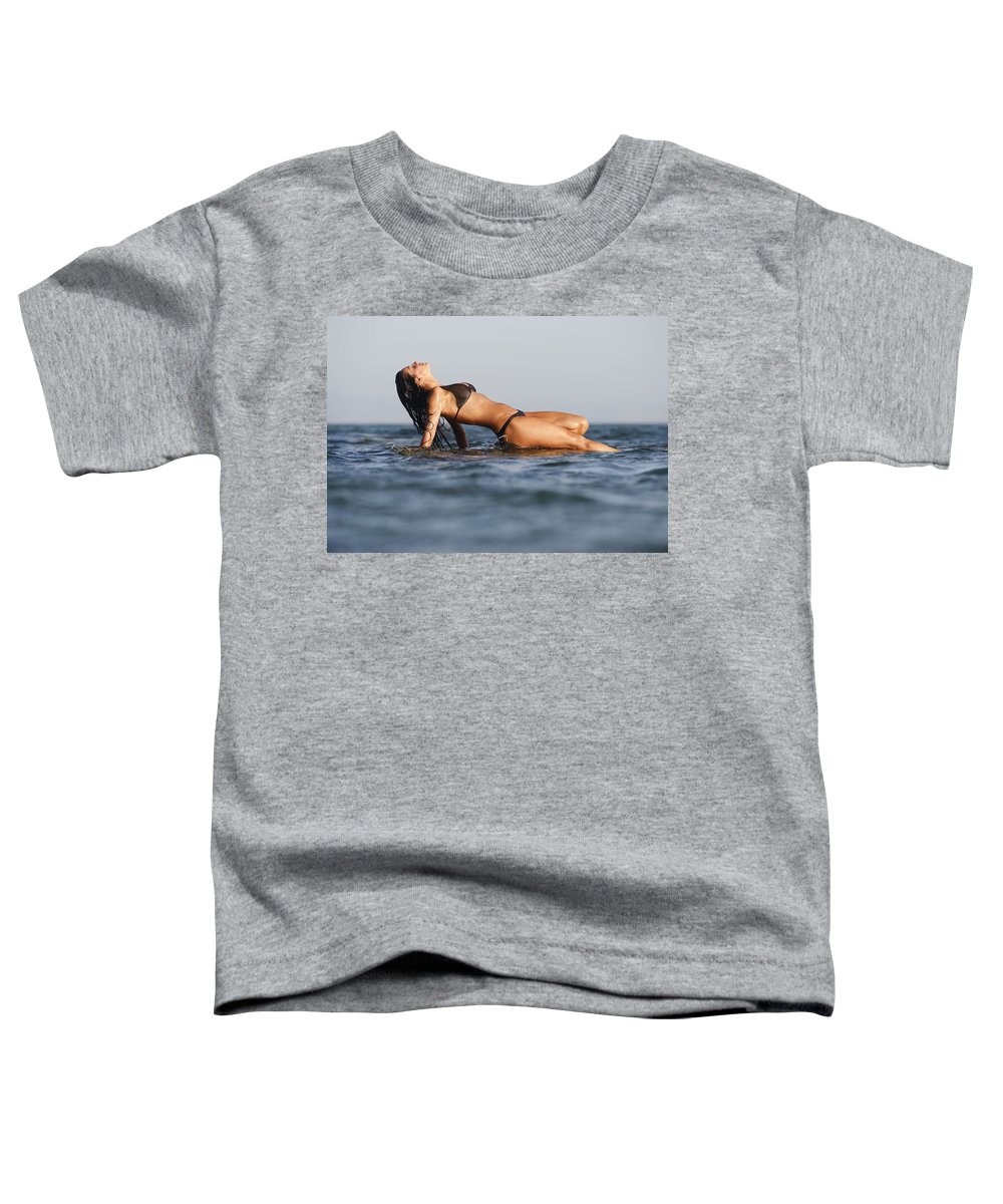 Bodyboard Toddler T-Shirts
