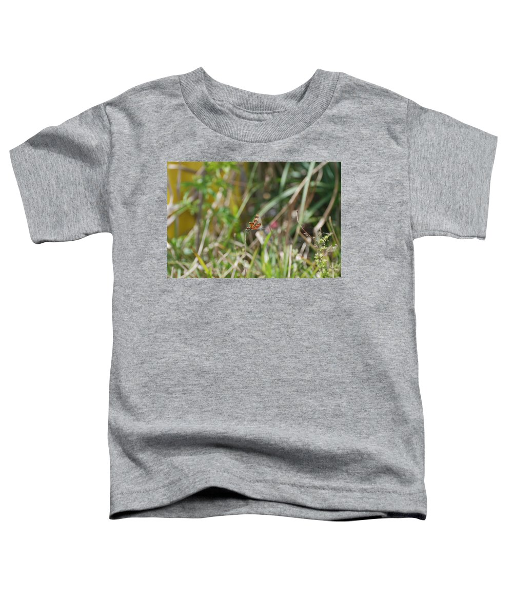Nature Toddler T-Shirt featuring the photograph Dragon Fly by Rob Hans