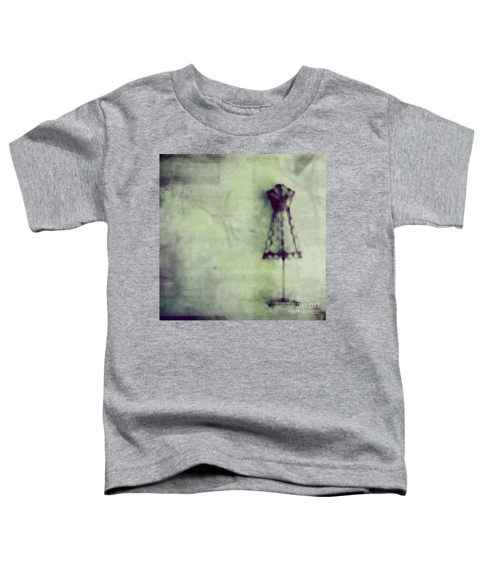 Blue Toddler T-Shirt featuring the photograph Dress Me Up In What You Want Me To Be by Dana DiPasquale
