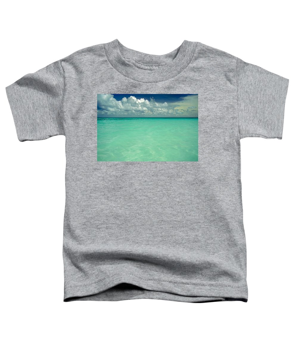 Belize Toddler T-Shirt featuring the photograph Heaven by Skip Hunt