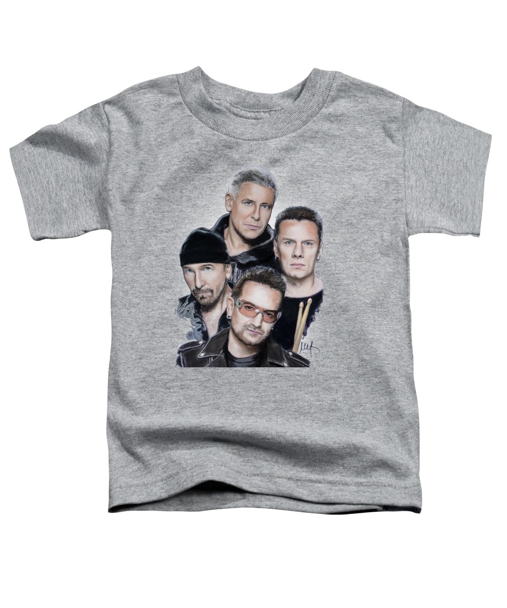 U2 Toddler T-Shirts