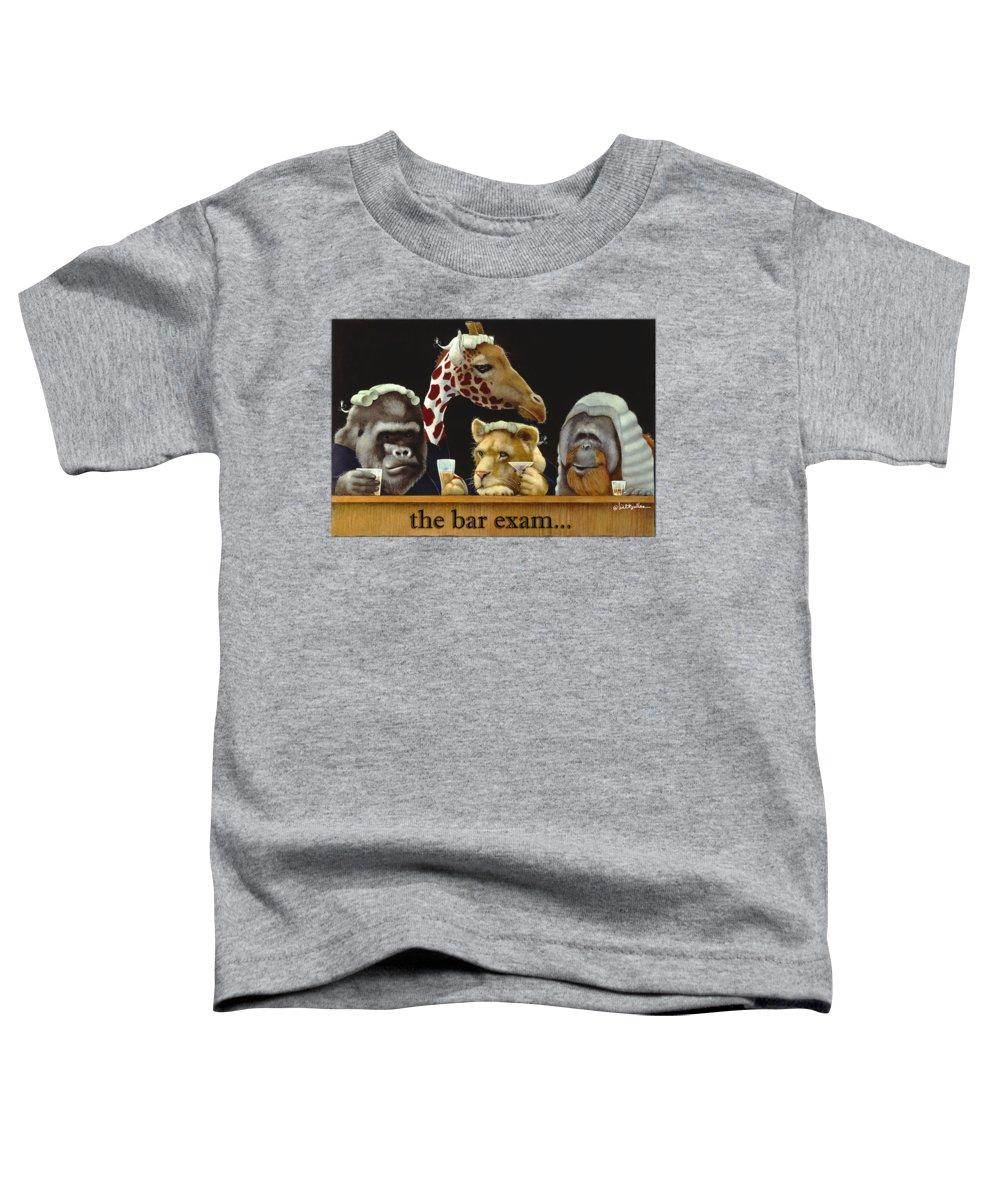 Orangutan Toddler T-Shirts