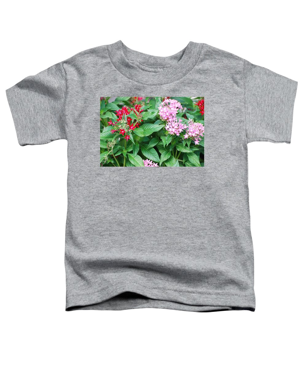 Flowers Toddler T-Shirt featuring the photograph Flowers by Rob Hans