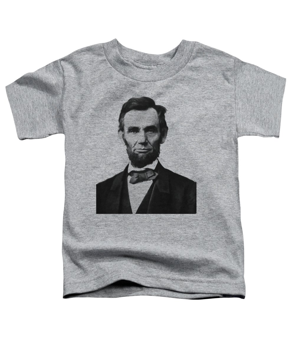 Abraham Lincoln Toddler T-Shirts