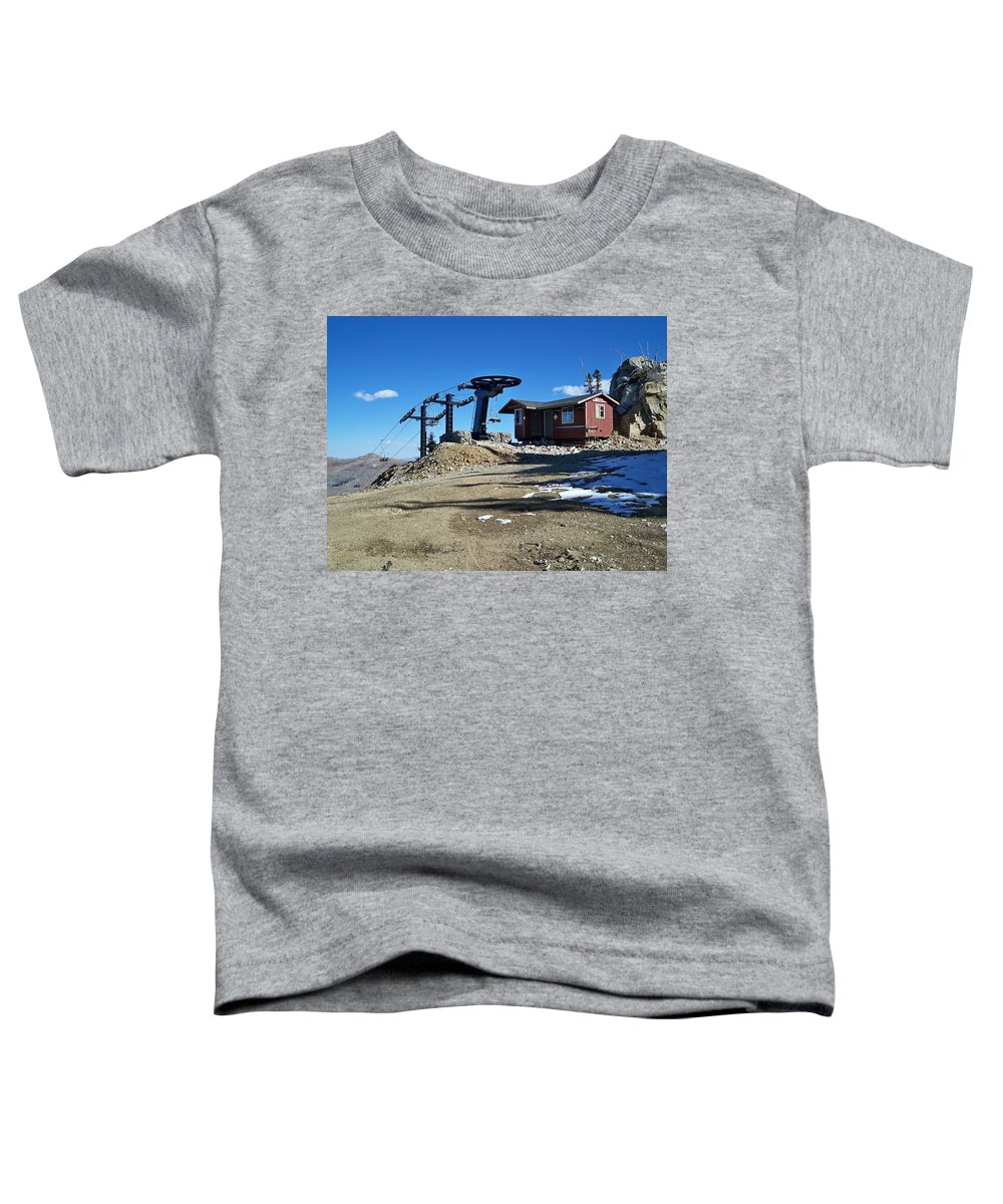Landscape Toddler T-Shirt featuring the photograph Anticipation by Michael Cuozzo