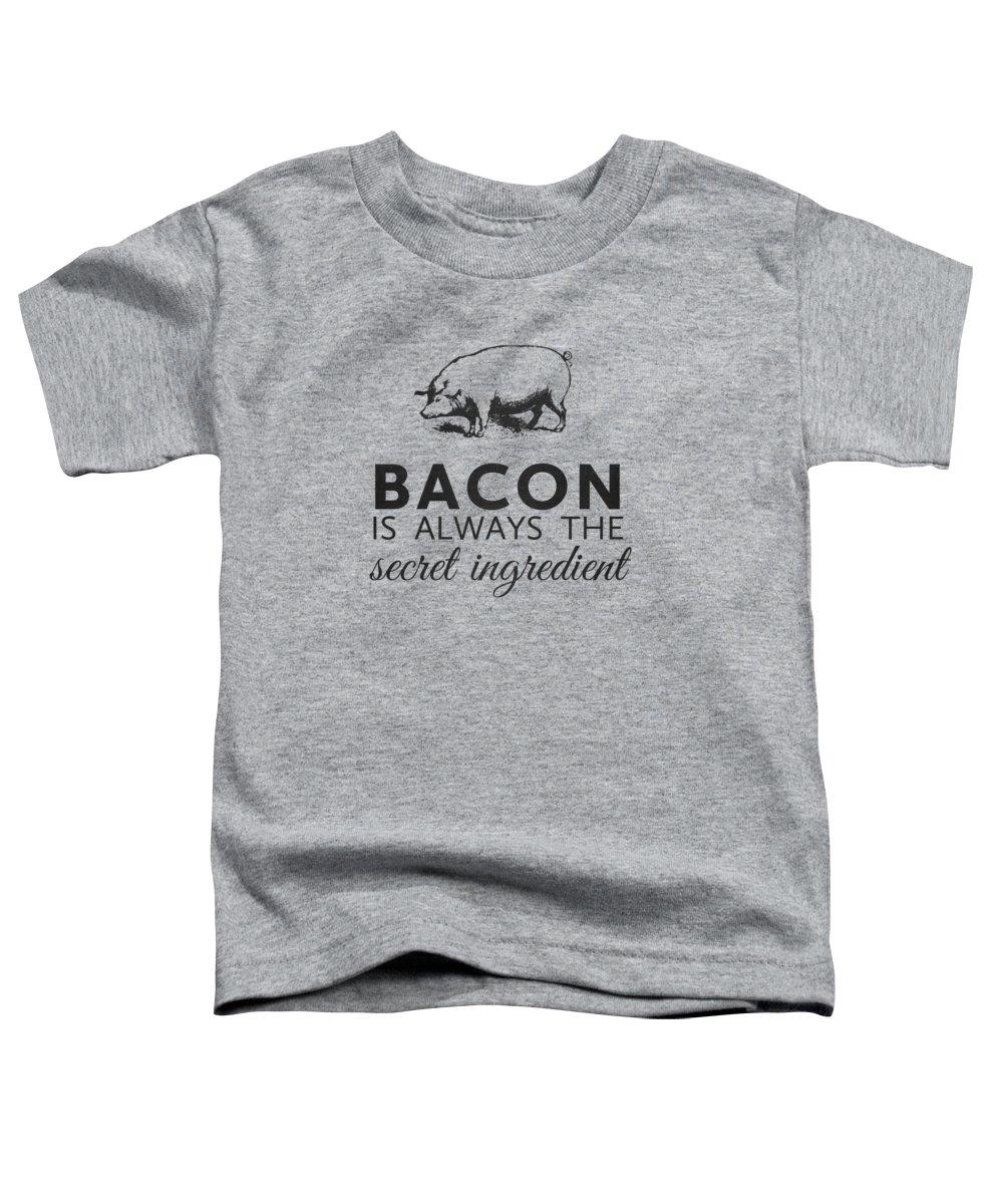Pig Toddler T-Shirts