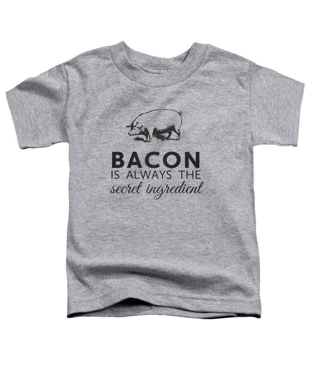 Ingredient Digital Art Toddler T-Shirts