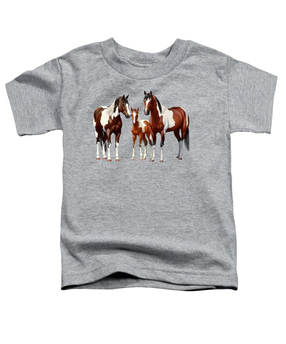 Filly Toddler T-Shirts