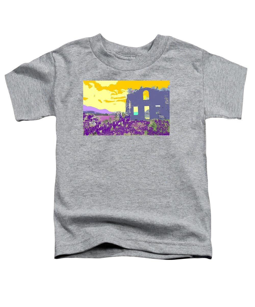 Brimstone Toddler T-Shirt featuring the photograph Brimstone Sunset by Ian MacDonald