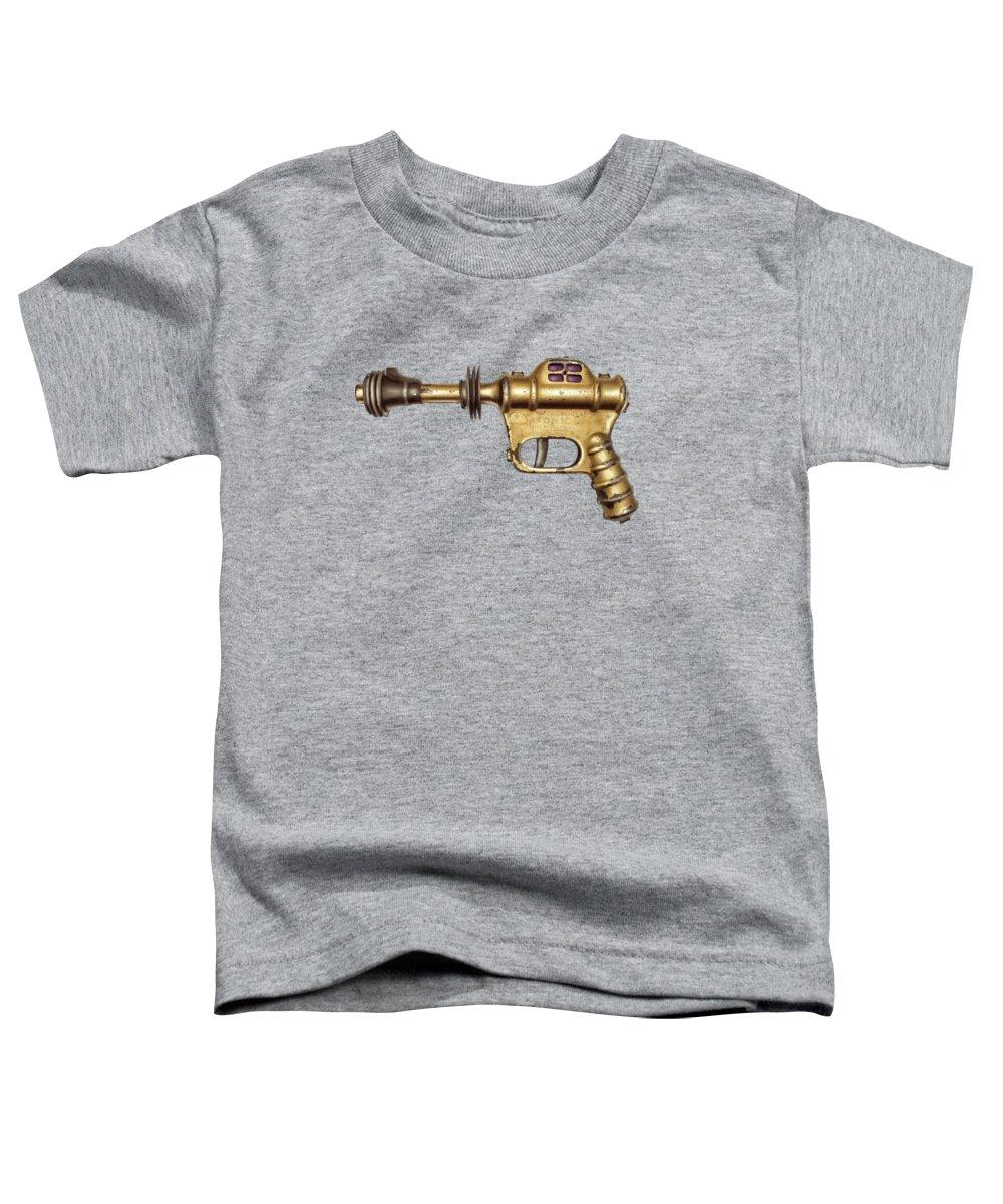Space Gun Photographs Toddler T-Shirts
