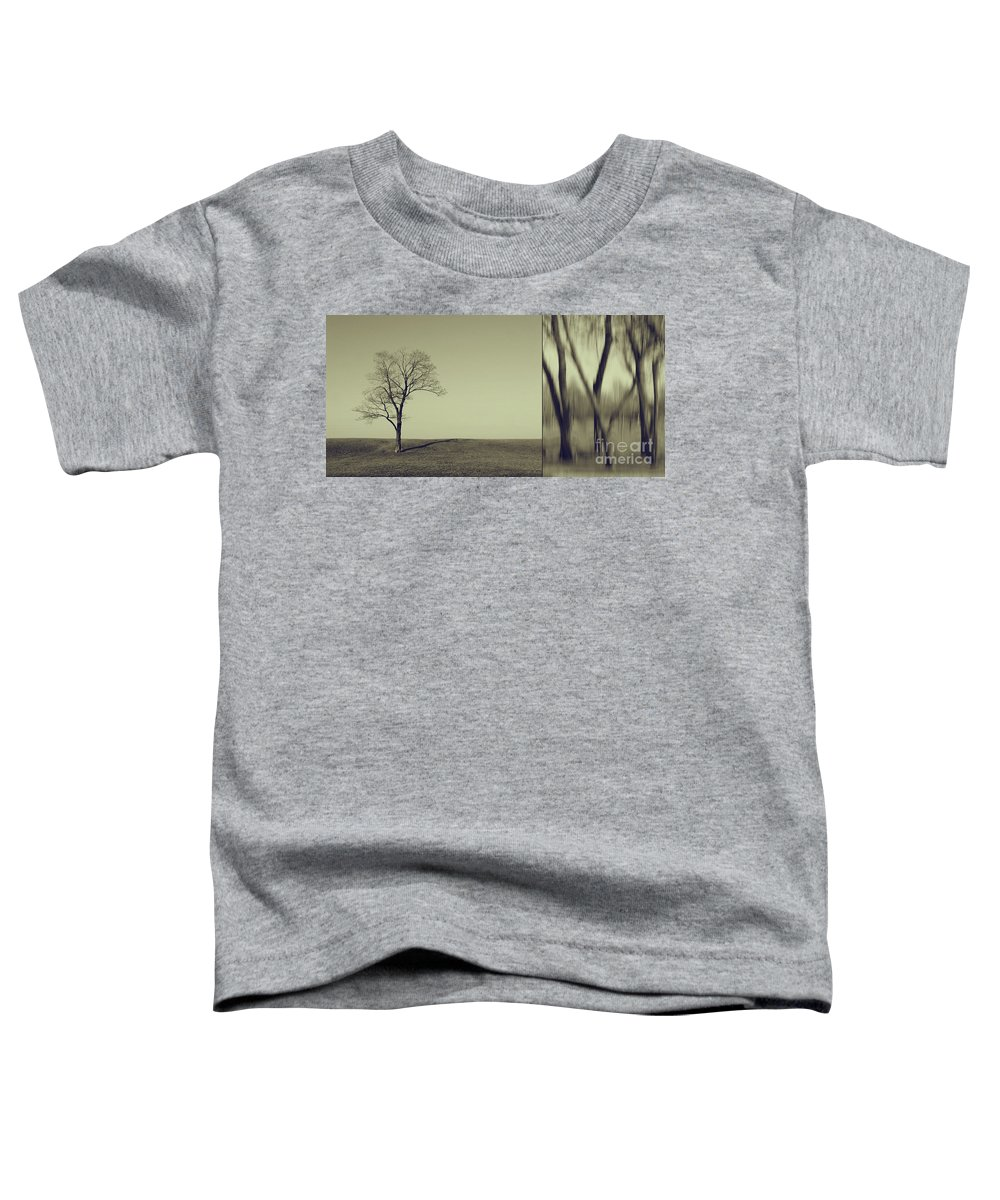 Chicago Toddler T-Shirt featuring the photograph Can You Hear My Silent Words Whispering Along The Wind by Dana DiPasquale