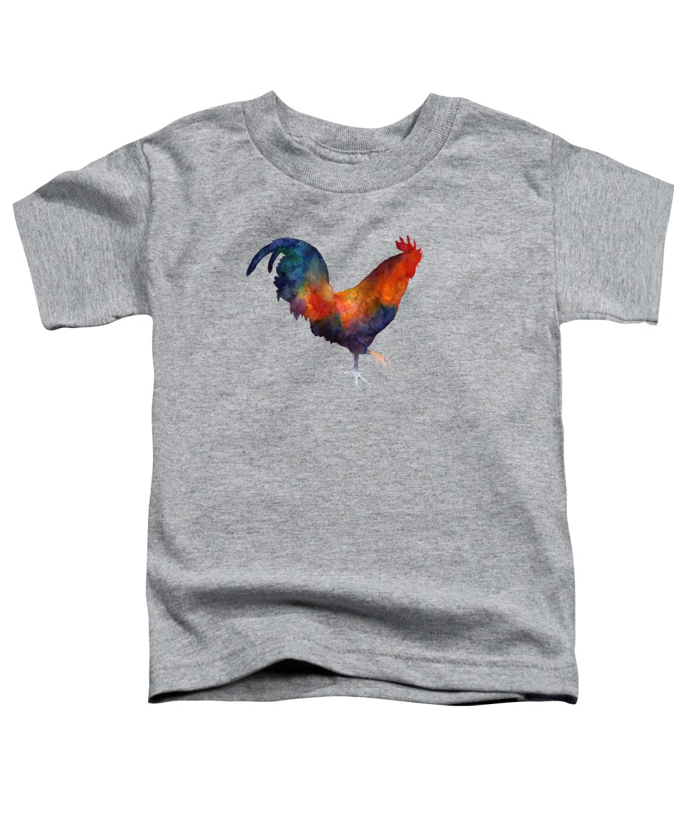 Rooster Toddler T-Shirts