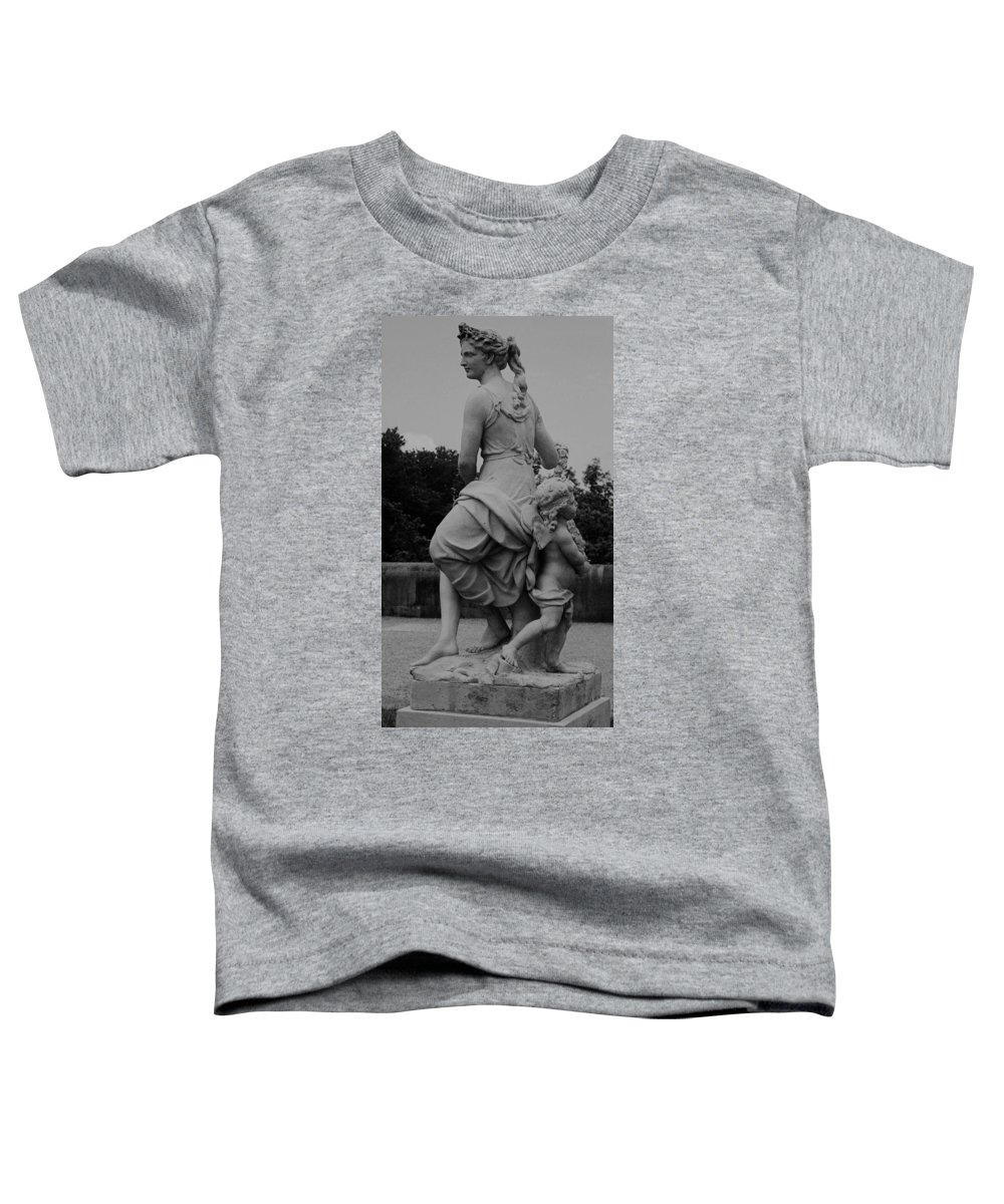 Figurative Toddler T-Shirt featuring the painting Diana by Eric Schiabor