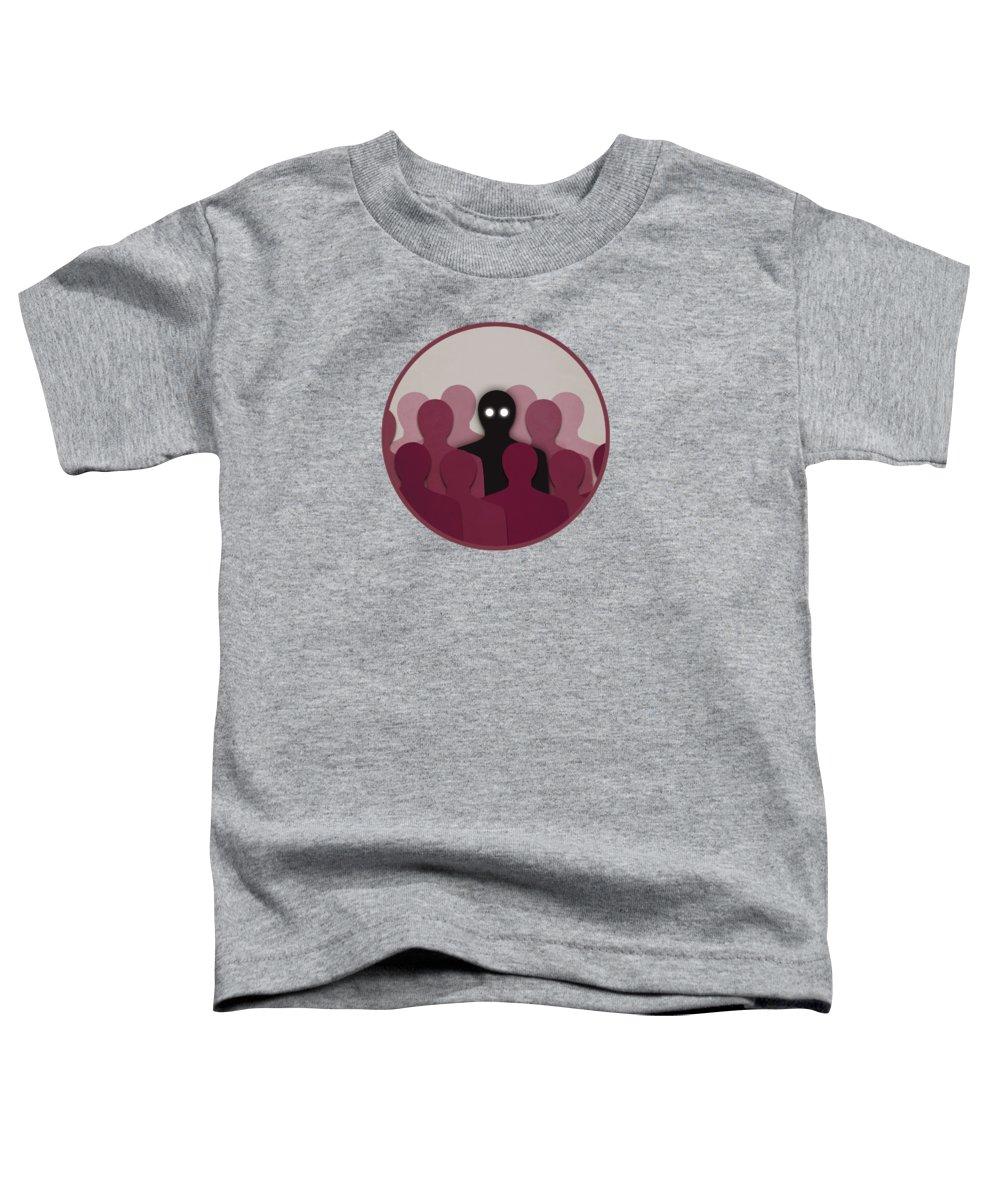 Crowd Toddler T-Shirts