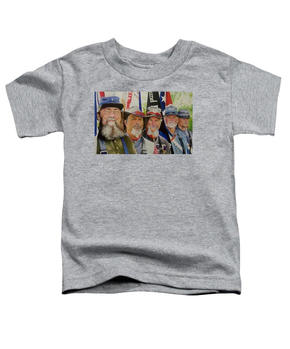 David Hoque Toddler T-Shirts