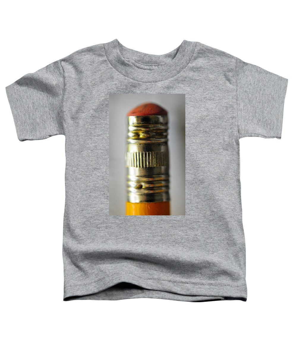 Skip Hunt Toddler T-Shirt featuring the photograph Eraserhead by Skip Hunt