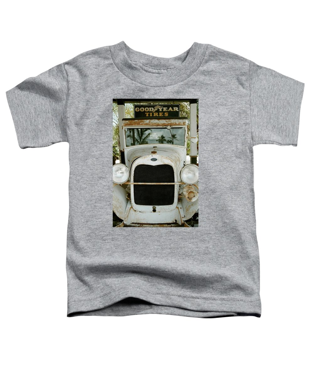 Everglade City Toddler T-Shirt featuring the photograph Everglade City IIi by Flavia Westerwelle