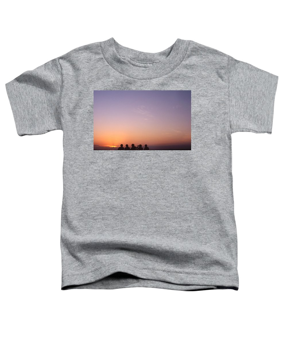 Bahia Toddler T-Shirt featuring the photograph Friends by Patrick Klauss