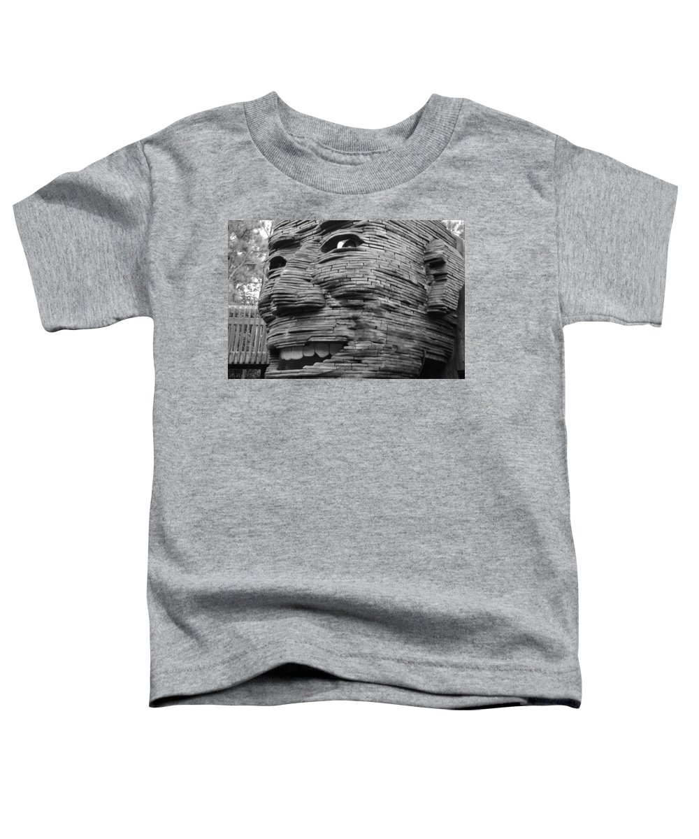 Architecture Toddler T-Shirt featuring the photograph Gentle Giant by Rob Hans