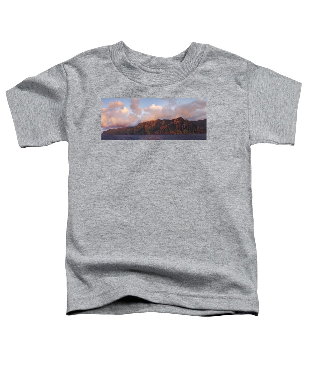 Hawaii Toddler T-Shirt featuring the photograph Hawaii by Heather Coen