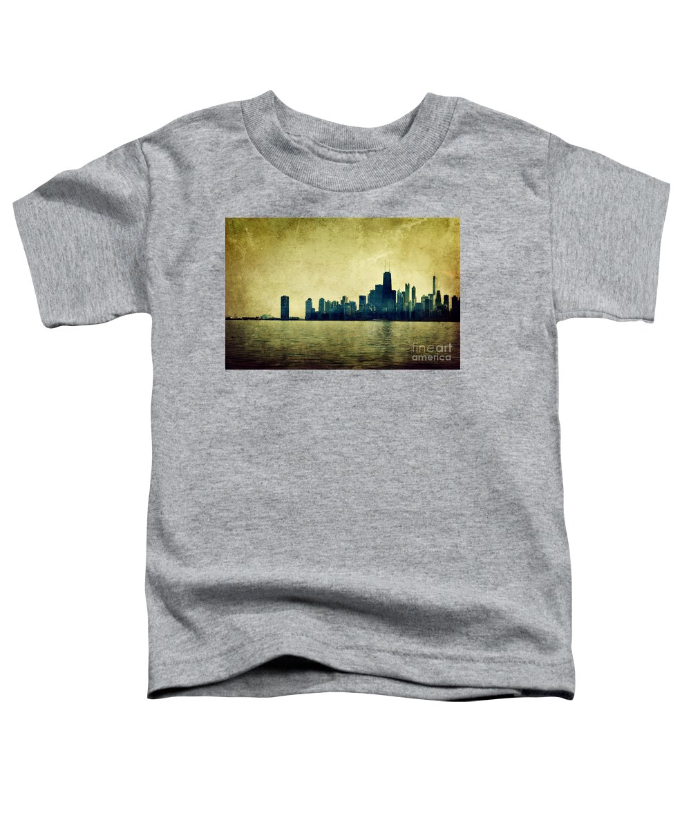 Dipasquale Toddler T-Shirt featuring the photograph I Will Find You Down The Road Where We Met That Night by Dana DiPasquale