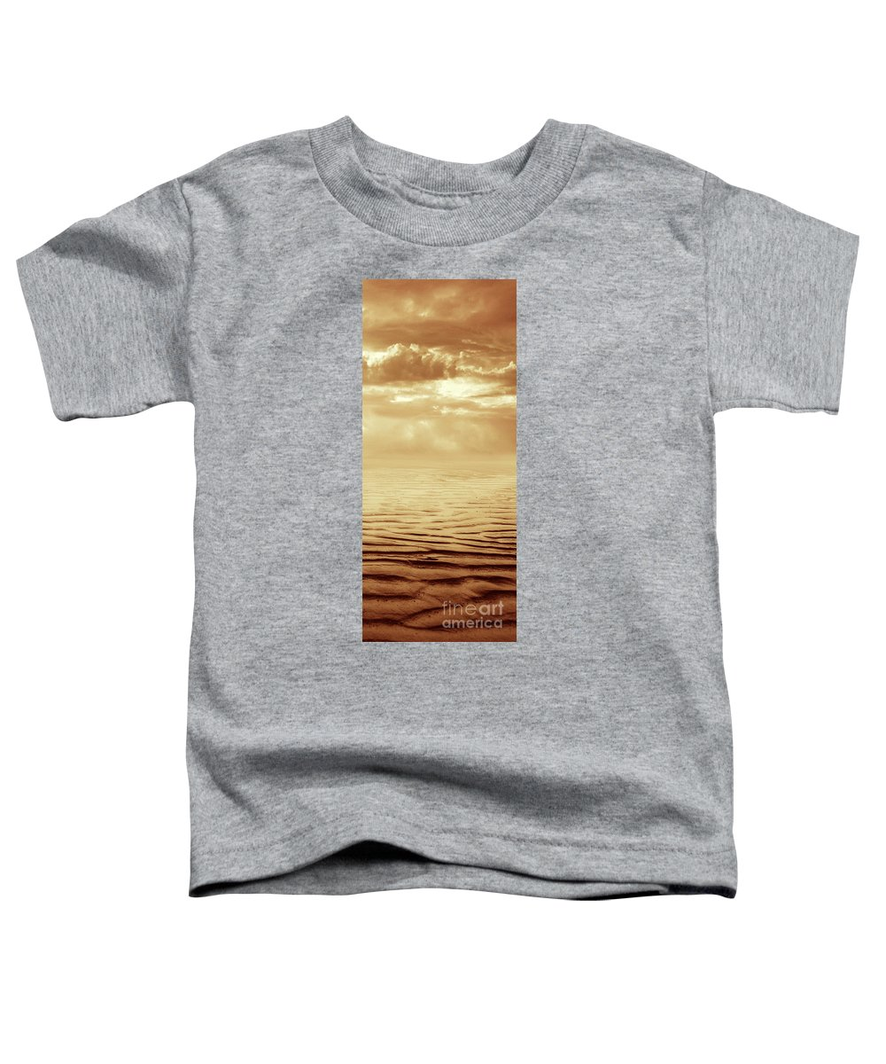 Dipasquale Toddler T-Shirt featuring the photograph Illusion Never Changed Into Something Real by Dana DiPasquale