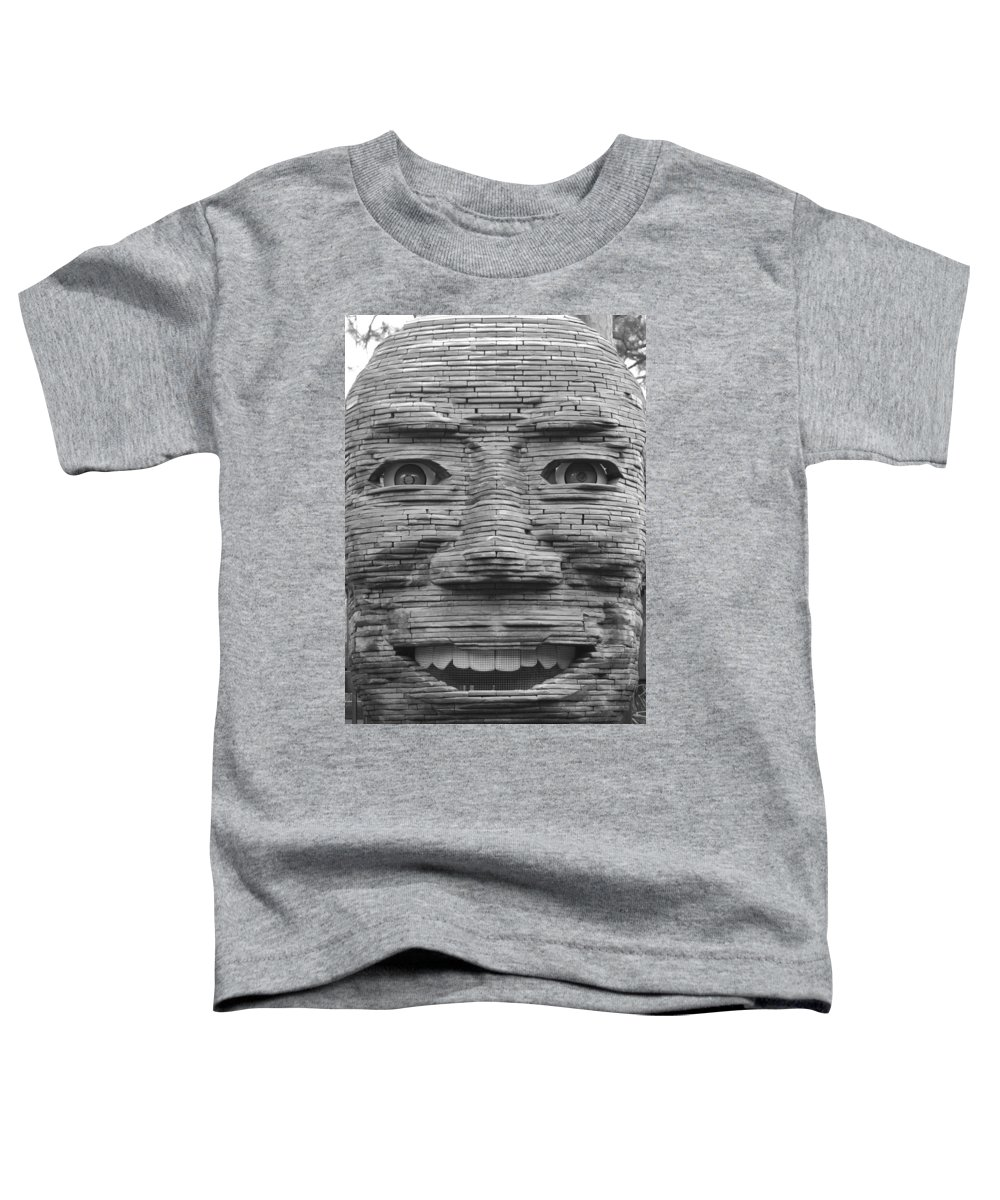 Architecture Toddler T-Shirt featuring the photograph In Your Face by Rob Hans