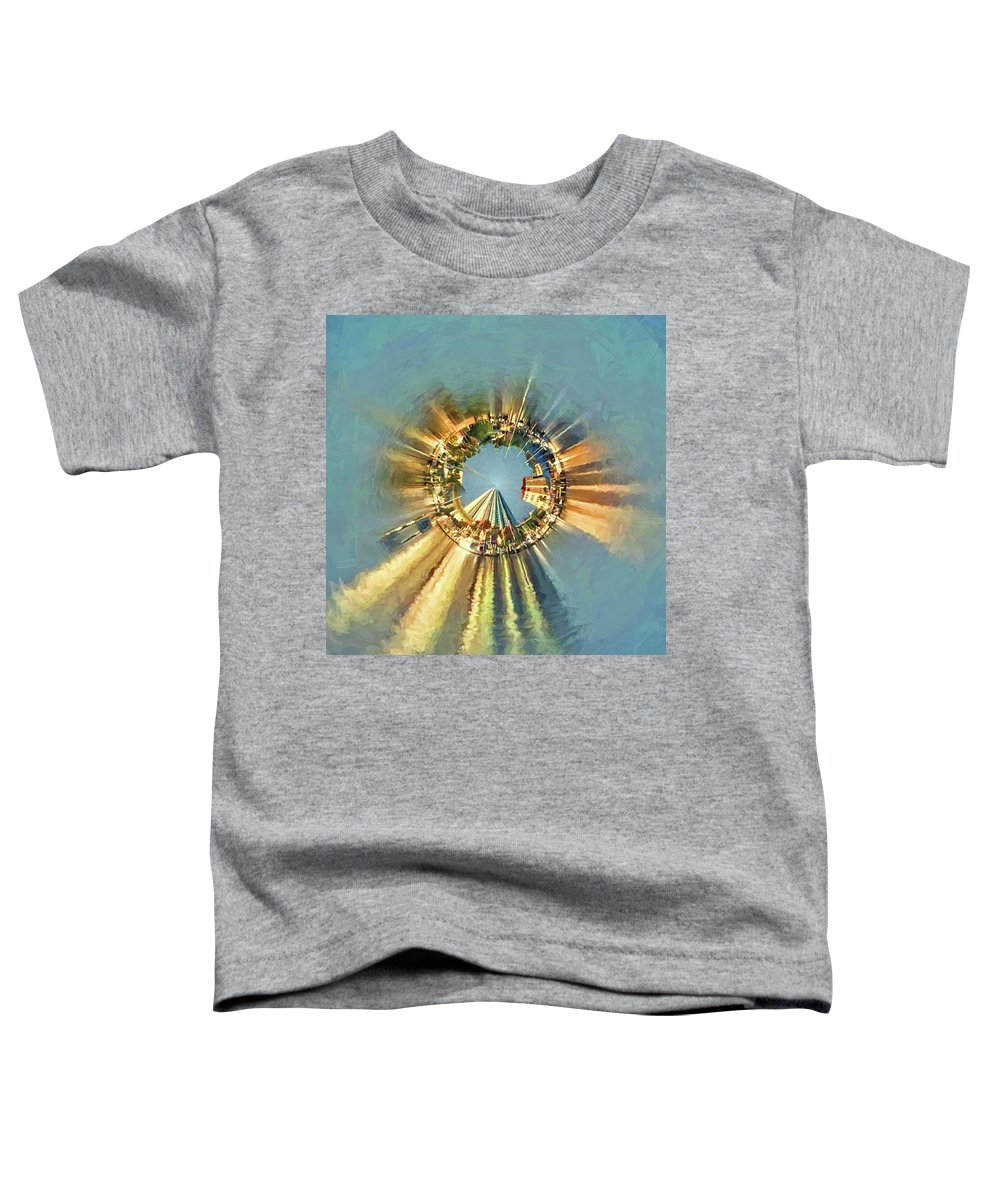 Alicegipsonphotographs Toddler T-Shirt featuring the photograph Inside Marina Grande by Alice Gipson